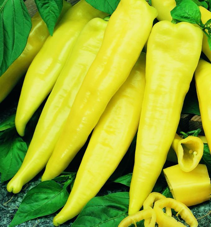 Pepper Sweet Banana